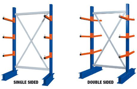 Merlin Industrial adds more Cantilever racking
